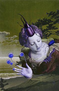 collage artist | Julia Lillard