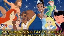 54 Surprising Facts About Disney's Animated Features
