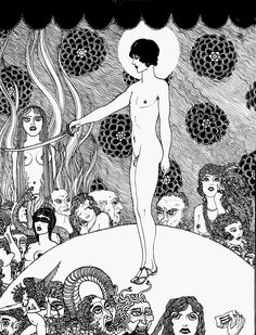 Ronald Balfour | Illustration for The Rubaiyat of Omar Khayyam