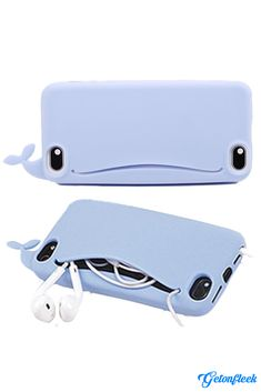 Whale Mouth 3D iPhone Case [iPhone 5, 5s, 6, 6 Plus] - Shop our entire collection and get all the colors at www.getonfleek.com