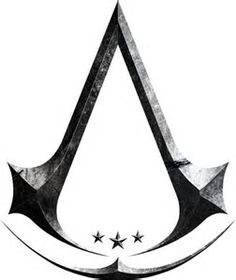 Image result for assassin's creed logo with words