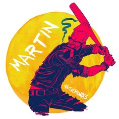Dirk Gently's Holistic Detective Agency - Martin of The Rowdy 3