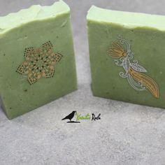KräuterRabe, Seife, soap, #DIY, selbstgerührt, Kaltverseifung, Lorbeerseife, Aleppo-Seife