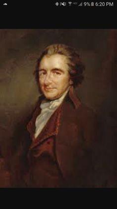 Thomas Paine activist, philosopher, political theorist and he wrote common sense