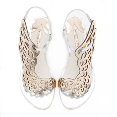 SERAPHINA Flats - By Sophia Webster