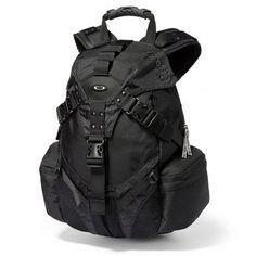 0e2b709361c9 Oakley SI Black Icon Backpack 2.0
