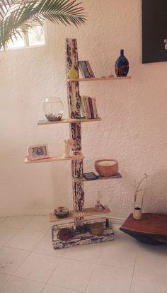 Une étagère qui a du style