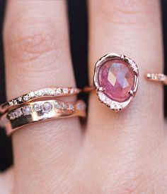 pin tourmaline textured vision ring board rose rings primrose audry