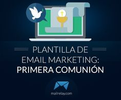 Plantilla de newsletter: Primera Comunión