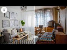 Előtte, utána Ilyen is lehet egy panel lakás! 🏢   INSPIRÁCIÓK Csorba Anitától - YouTube