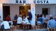 bar costa SANTA GERTRUDIS / IBIZA