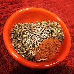 Homemade Mediterranean Seasoning Spice Blend