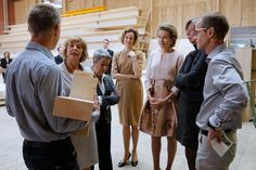 King Philippe and Queen Mathilde attended the annual meeting of the heads of state of German-speaking countries on September 17, 2015 in Vaduz, Liechtenstein (Principality of Liechtenstein)