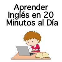 Aprender inglés en 20 minutos al día y gratis English Resources, English Tips, Spanish English, English Study, Education English, English Class, English Words, English Lessons, English Grammar