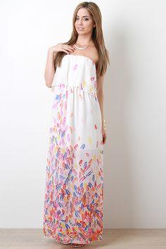 Subtle Breeze Maxi Dress #urbanog
