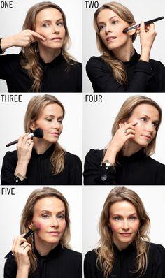 Fierce and Fabulous #tyrabeautytainer: Create Your Cheekbones