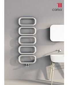 Buy Designer Towel Radiators at WeHeat. Great range online with a wide choice of both modern & traditional styles. Suitable for most central heating systems Decorative Radiators, Electric Towel Rail, Horizontal Radiators, Bathroom Radiators, Electric Radiators, Towel Radiator, Designer Radiator, Heated Towel Rail, Bath