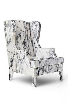 Armchair with internal plywood structure and soft polyurethane foam. Buy Louis XV Goes to Sparta armchair by Baleri Italia online on www.design now!