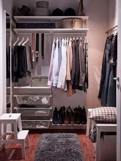 Zapatos y bolsos bajo control