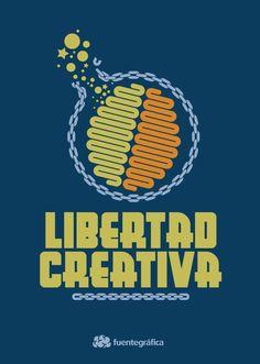 LIBERTAD CREATIVA By: Henry Fuentes
