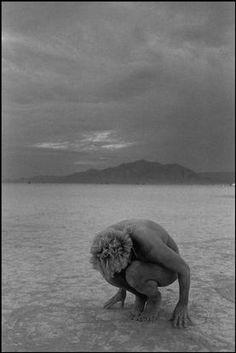 USA. Nevada. Black Rock City. Burning Man Festival. 2000 © Cristina Garcia Rodero/Magnum Photos