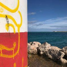 #portugal #algarve #ig_algarve_ #riaformosa #fuseta #sealevel I'll check #sealevelrise in one year