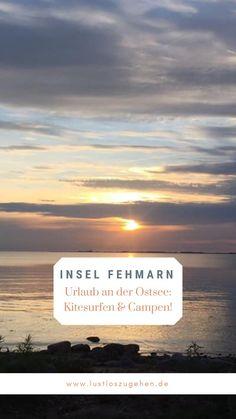 Die Insel Fehmarn ist für Kitesurfer, Familien und Hundebsitzer, alt & jung ein tolles Reiseziel. Camping auf Fehmarn erfreut sich dazu größter Beliebtheit.