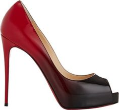 Christian Louboutin New Very Prive Platform Pumps at Barneys New York