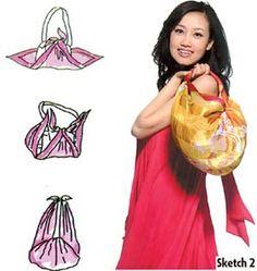 scarf bag - Cerca con Google