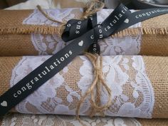 Rustic Lace Table runners