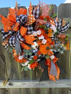 Excited to share the latest addition to my #etsy shop: Buffalo Plaid Pumpkin Wreath - Velvet Pumpkin Wreath - Fall Floral Wreath - Farmhouse Fall Wreath - Fall Decor - Halloween Wreath Excited to share the latest addition to my #etsy shop: Pumpkin & Diamonds Swag, Fall Pumpkin Swag, Halloween Pumpkin Swag, Thanksgiving Floral Swag, Farmhouse Holiday Swag, Fall Decor #fallwreath #pumpkinwreath #fallswag #swag #fallfloralwreath #halloweenwreath #thanksgivingwreath #blackwhoteorange…