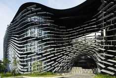 Gallery of ITRI Central Taiwan Innovation Campus Exterior Design / Noiz Architects - 7