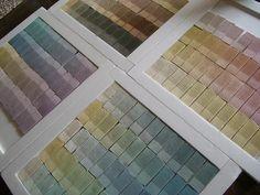 irodori窯~pattern pottery~ : 配色