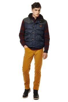 GANT at Country House Outdoor - www.countryhouseoutdoor.co.uk vest shirt fcfc8f221b83