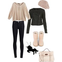 winter wear | Winter Outfits Polyvore