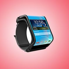What If Your Smartphone Could Bend Into a Smart Watch?