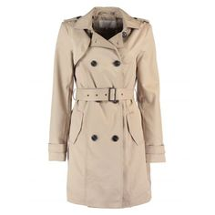 Vila   Trenchcoat   Camel   Coat   Streetstyle   Outfit   More on Fashionchick.nl