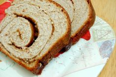 Simply Amazing Cinnamon Swirl Wheat Bread | Tasty Kitchen: A Happy Recipe Community!- going to try this with honey