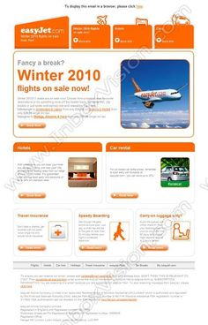 Company:    Easyjet Holidays  Subject:    Winter 2010 flights from Edinburgh & Glasgow on sale now!              INBOXVISION is a global database and email gallery of 1.5 million B2C and B2B promotional emails and newsletter templates, providing email design ideas and email marketing intelligence http://www.inboxvision.com/blog