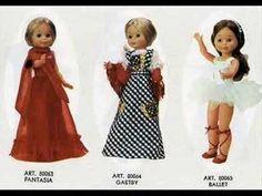 Nancy Catálogo 1974 - Pasarela Nancy Doll, My Childhood, American Girl, Album, Disney Princess, Disney Characters, Vintage, 1970s, Youth