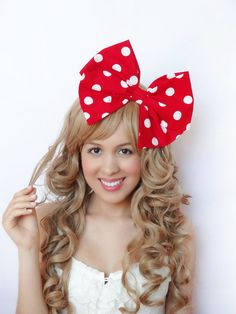 Ok so you love Minnie Mouse well so do I :)