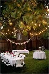 Back Yard Party Decoration Ideas For Adults