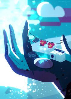 opal steven universe | tumblr_nc2rx04VnN1tyufbfo1_500.gif