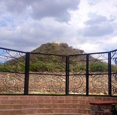 Pirámide Querétaro