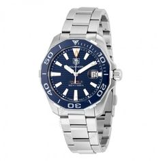 Tag Heuer Aquaracer Automatic Navy Blue Dial Men's Watch WAY211C.BA0928