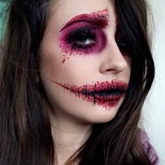 47 Latest Trending Halloween Ghost Makeup Ideas to Send Some Chills Down the Spine