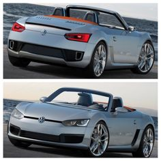 """VW EOS ---> saw one of these today...totally became my new """"wanna have it"""" car!!!"""
