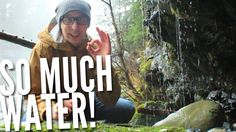 Two waterfalls after heavy rains on Vancouver Island ... simply amazing!!! #outdoors #nature #sky #weather #hiking #camping #world #love https://youtu.be/1jUjlpAKtYQ