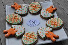 Biscoitos decorados / Cookies by 7e8comerbiscoito.blogspot.com..br