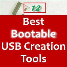12 Best Bootable USB Creation Tools / Software For Installing Windows 10 | TopTrix